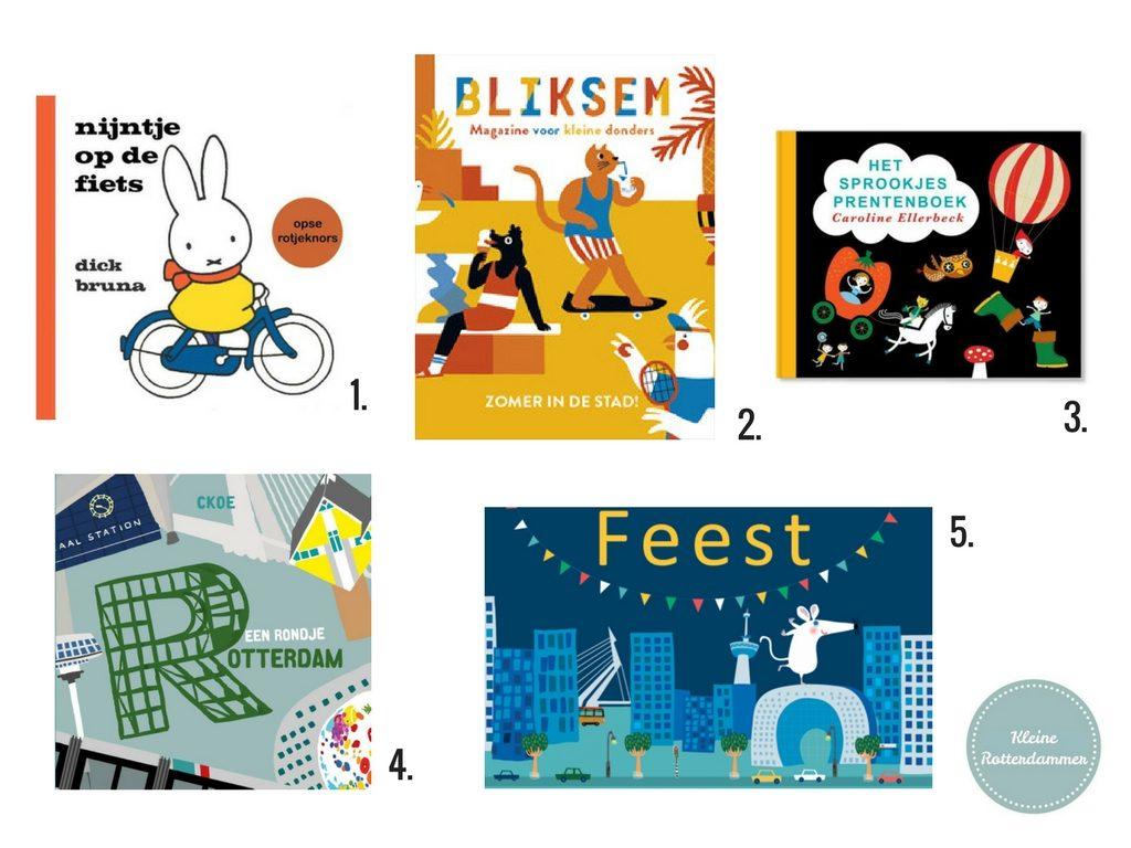 Kinderboeken Rotterdam