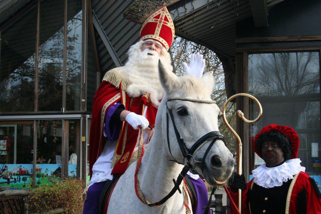 Sinterklaas in Plaswijckpark