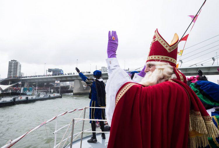 De leukste Sinterklaas intochten van Rotterdam