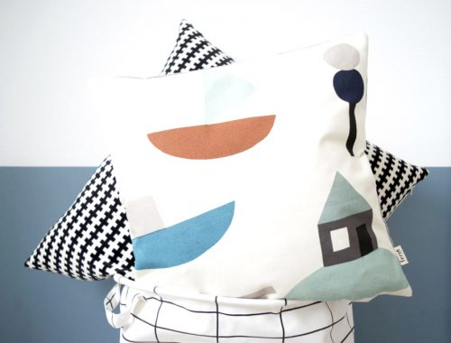 Ferm Living Kids Seaside kussen
