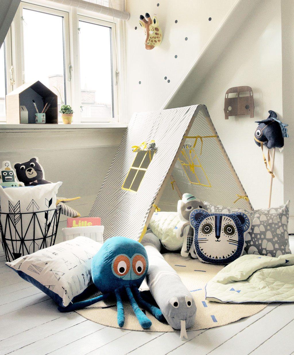 & Maak kans op een Dots Tent van Ferm Living u2022 Kleine Rotterdammer