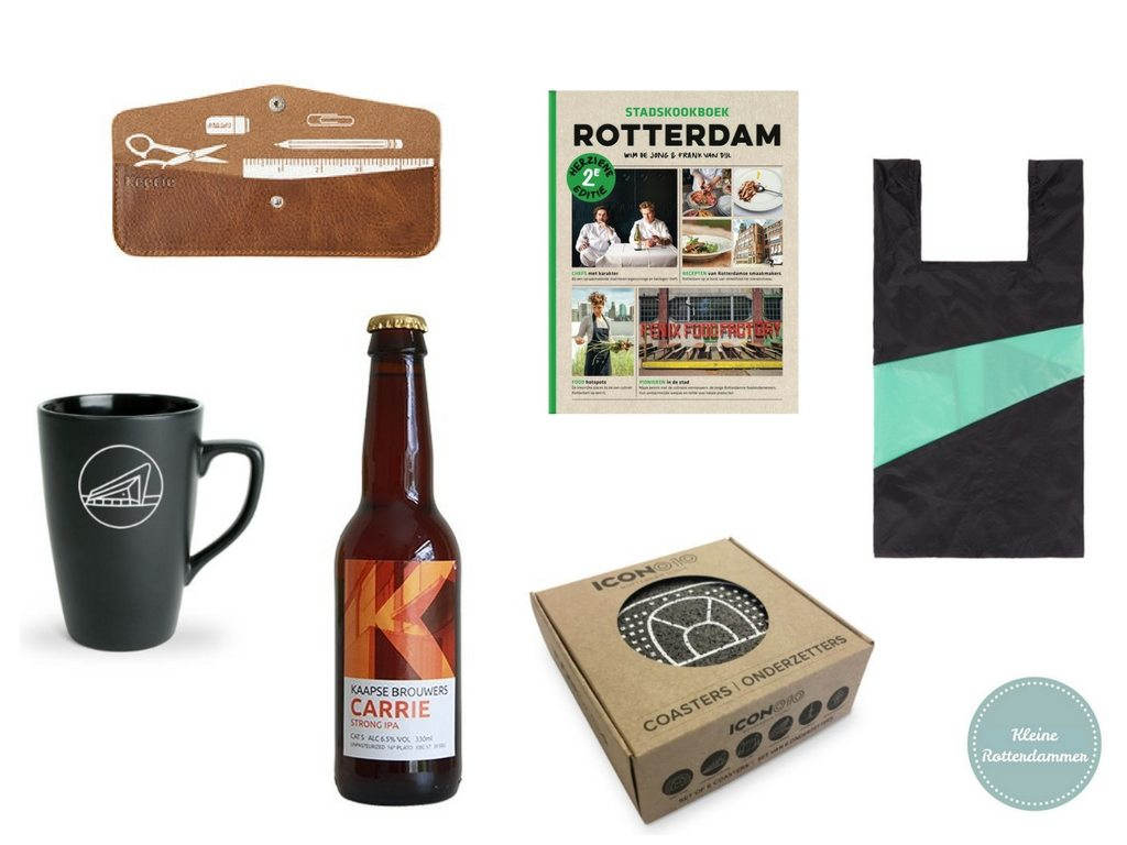 Rotterdamse cadeaus voor Vaderdag