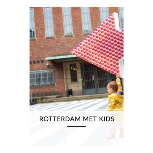 f e e s t Mijn reisgids Rotterdam met kidshellip