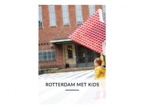 Rotterdam met kids