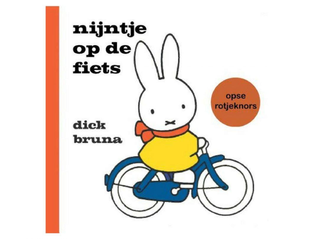 Nijntje op de fiets opse rotjeknors