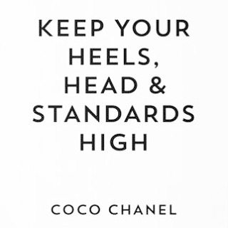 Coco was right cocochanel quote     hellip