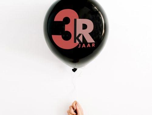 Hoera, Kleine Rotterdammer is 3 jaar oud!