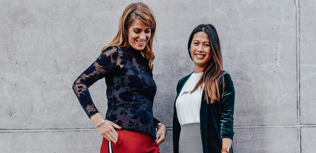 Ly en Lisanne van Stylemix