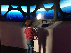Maritiem Museum varen