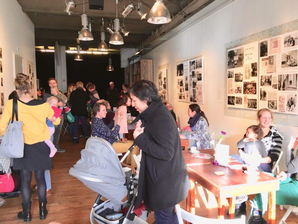 Foyer Studio de Bakkerij | babyconcert