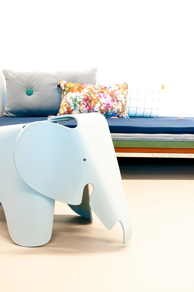 Vitra Elephant kinderstoel