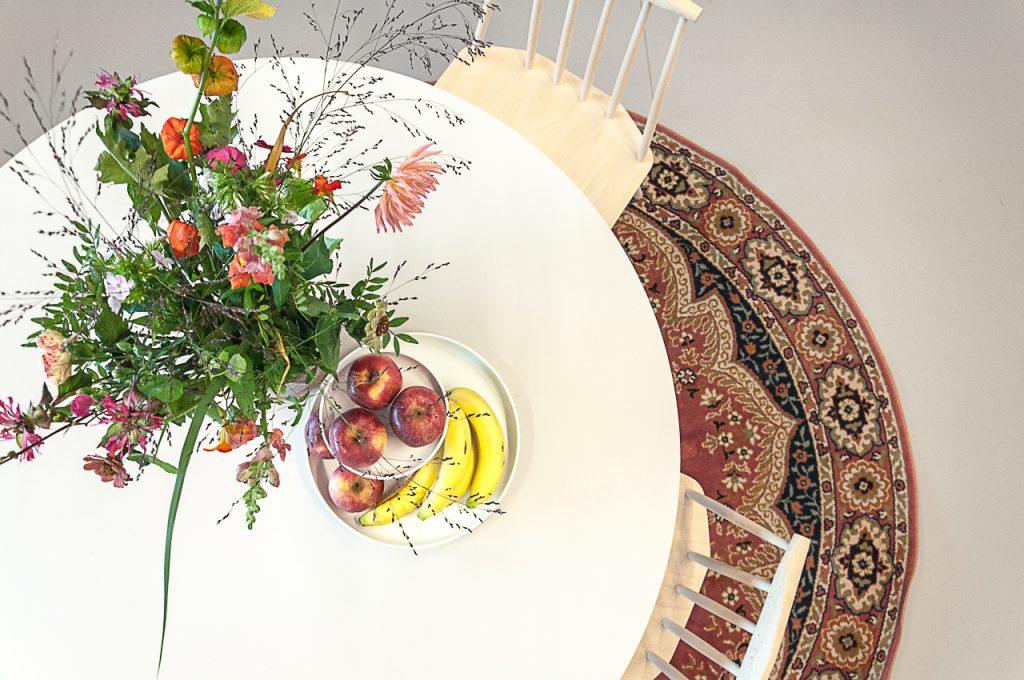 Design tafel van Hay