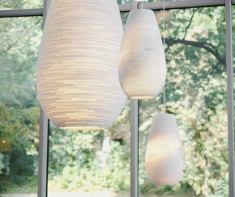 Graypants hanglamp wit