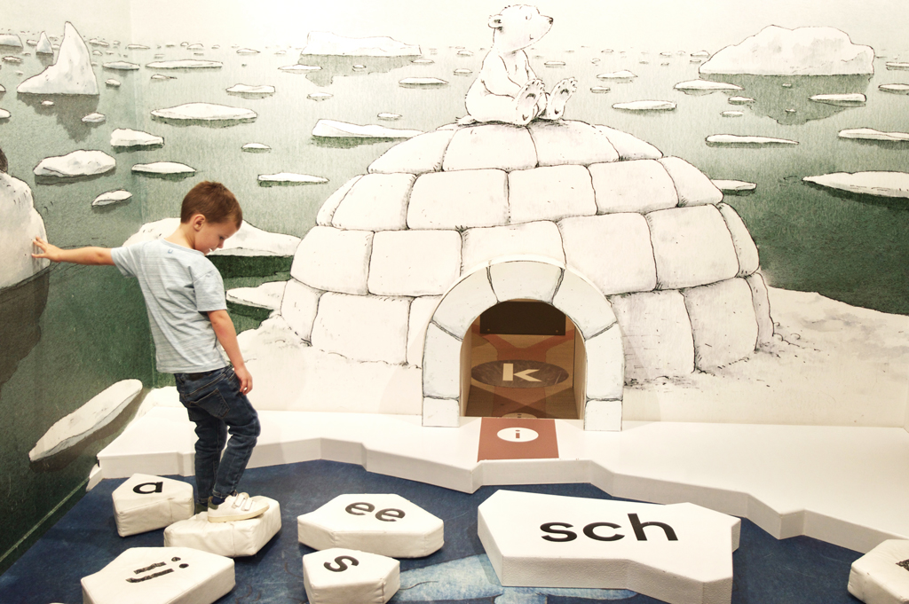 Kinderboekenmuseum-Kleine-IJsbeer