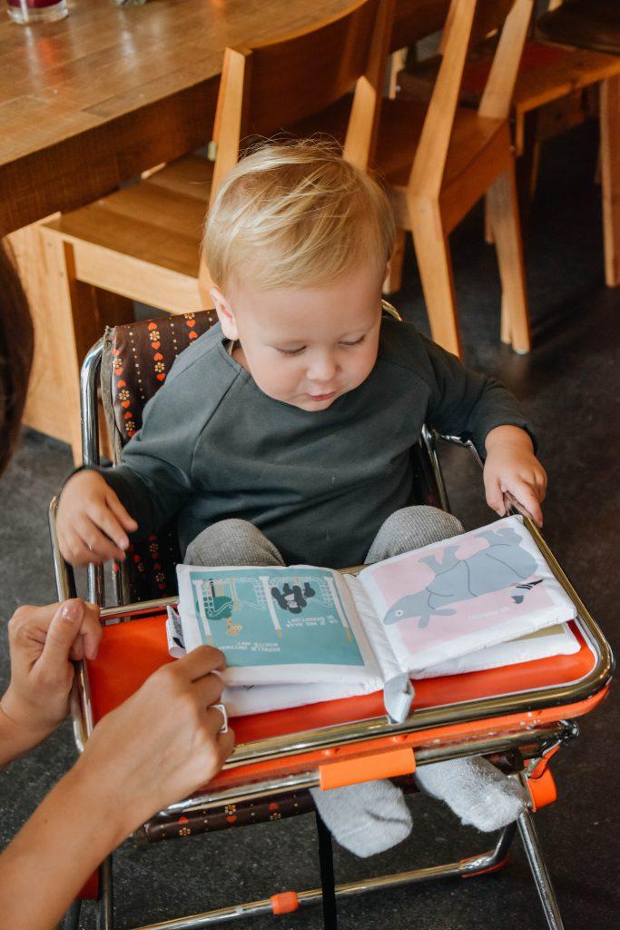 Noox City Kids babyboekje