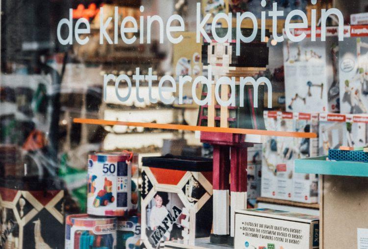 De leukste kinderboekenwinkels van Rotterdam
