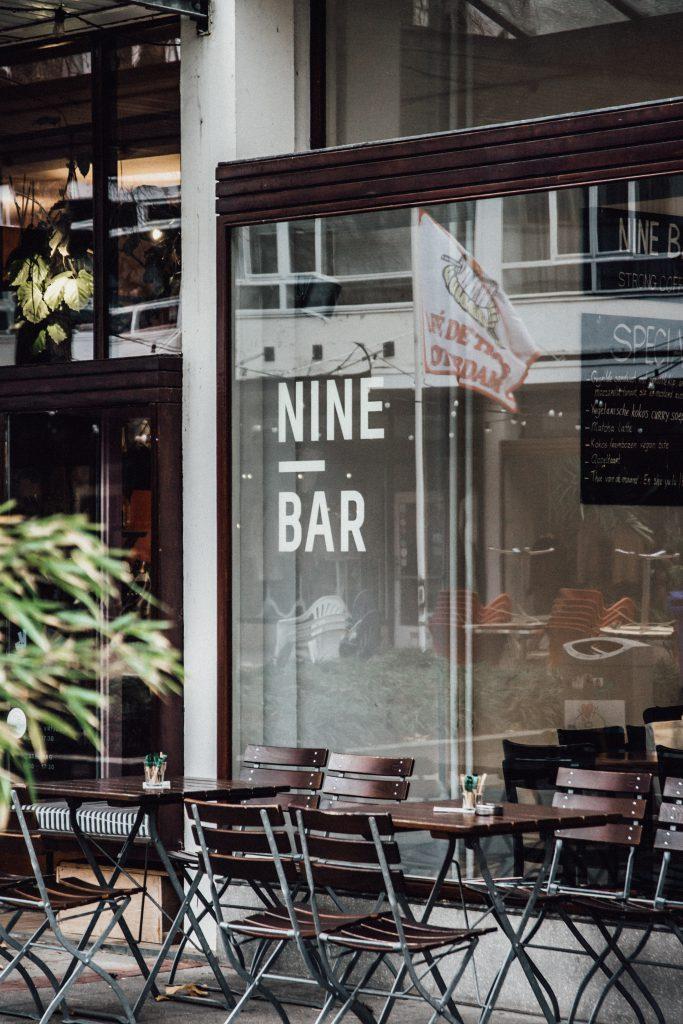 Nine Bar terras
