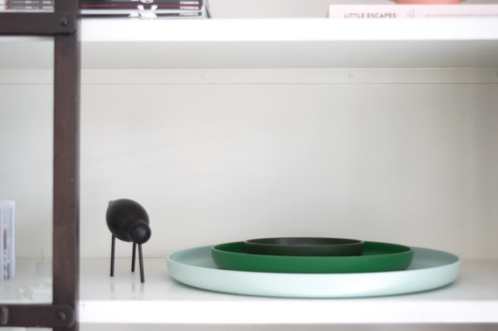 Vitra Tray groen