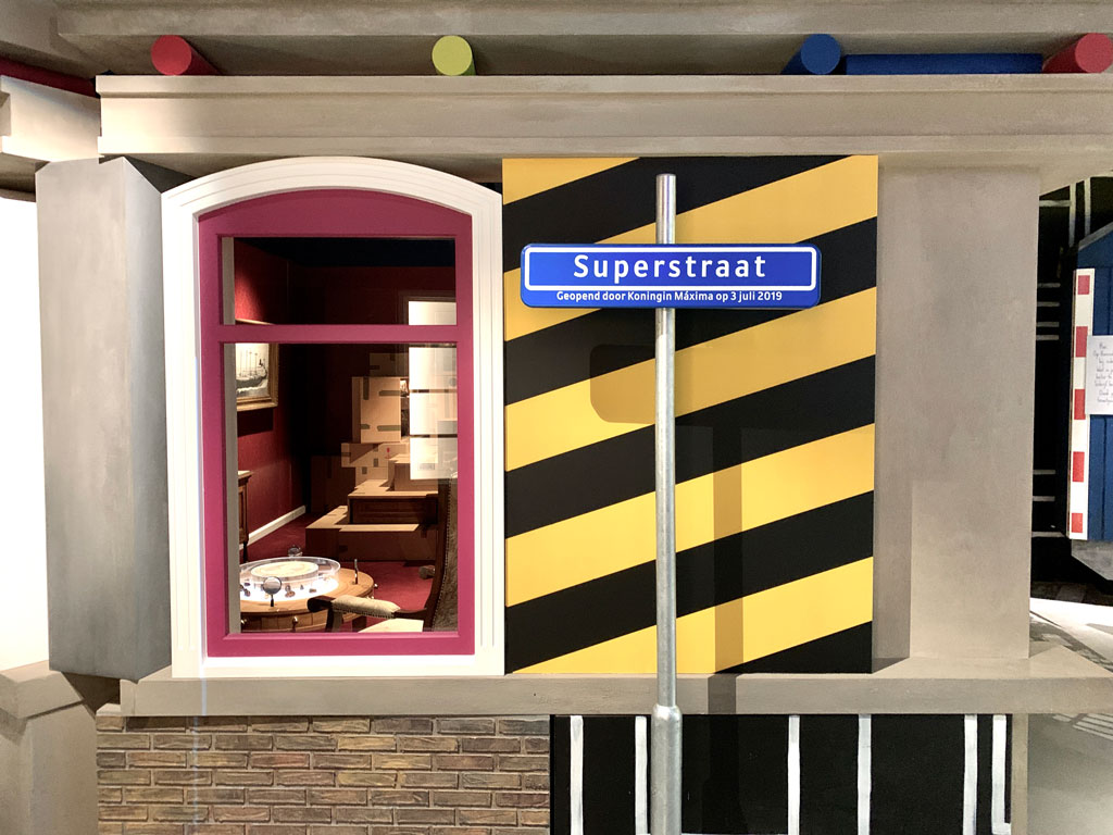 Superstraat Wereldmuseum